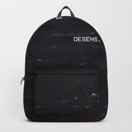 DESENSIBILIZATION Backpack