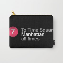 7 Subway NYC Carry-All Pouch
