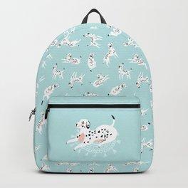 Cute dalmatian Backpack
