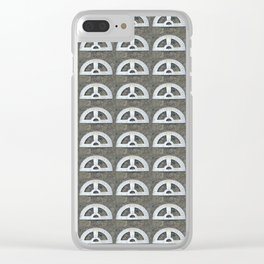 Protracted Dry Spell Clear iPhone Case