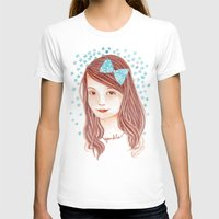 sparkle T-shirts featuring Sparkle by Cynthia Bauzon-Arre