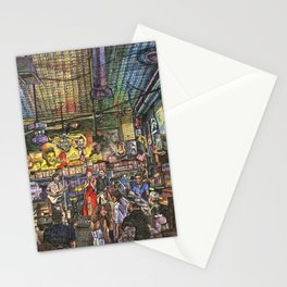 Nashville Nights Stationery Cards