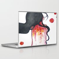 water color Laptop & iPad Skins featuring Water color by Kohaku+Disorder