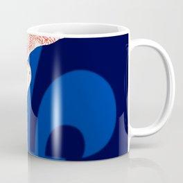 La fête des patriotes, le harfang des neiges. Coffee Mug
