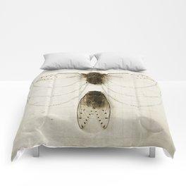 Cicada Pair Comforters