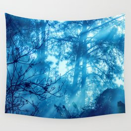 Foggy Tales Wall Tapestry