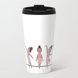 Little Ballerinas Travel Mug