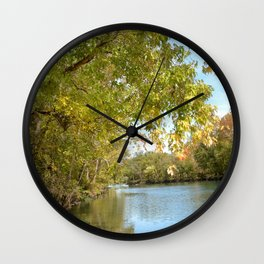 Hanging Rock & Peavine Hollow Series, No. 3 Wall Clock