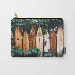 Surf Time II / Hanalei Bay, Hawaii Carry-All Pouch