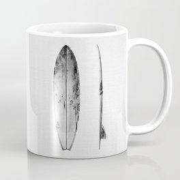 Surfboard Coffee Mug