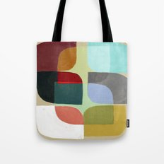 Color Overlay Tote Bag