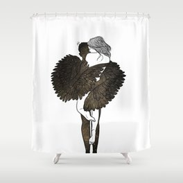 The feel i need. Shower Curtain