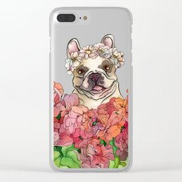 Ryder Clear iPhone Case