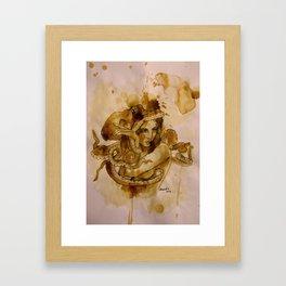 The Dream Framed Art Print