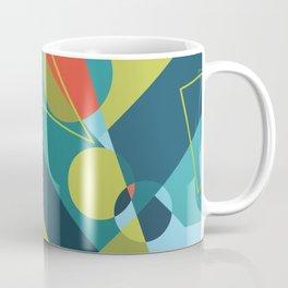 Morse Frequencies Coffee Mug