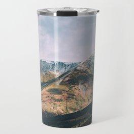 Alaskan Mountain Vista Travel Mug
