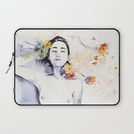 A new morning Laptop Sleeve
