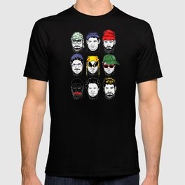 The Faces of H3H3 T-shirt