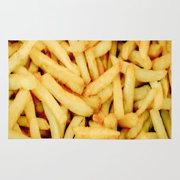 French Fries Rug