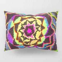 Organic Mandala Pillow Sham