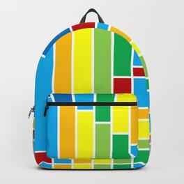 Fuzz Outline Backpack