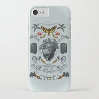 rorschach iPhone & iPod Cases featuring Rorschach by Dreck Design