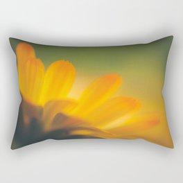 Gold Summer Rectangular Pillow
