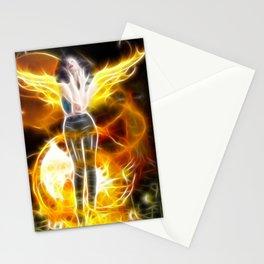 ▼▲fiery anima mundi▲▼ Stationery Cards