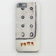 Number Four Slim Case iPhone 6s