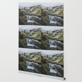 Seljavallalaug, Iceland Wallpaper