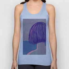 At the sea Unisex Tank Top