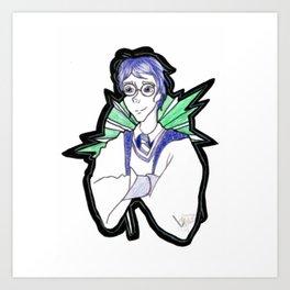 Yer A Wizard! Art Print