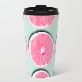 Grapefruit Travel Mug