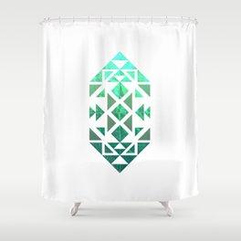 Rupee Shower Curtain