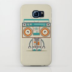 Music robot Slim Case Galaxy S6