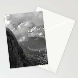 Pali Lookout View 2 Stationery Cards