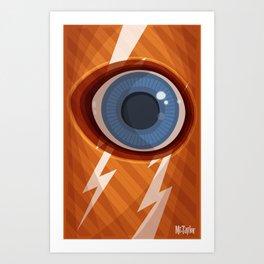 I, Eye Art Print