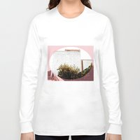 colombia Long Sleeve T-shirts featuring BUILDING IN BOGOTA COLOMBIA by Alejandra Triana Muñoz (Alejandra Sweet