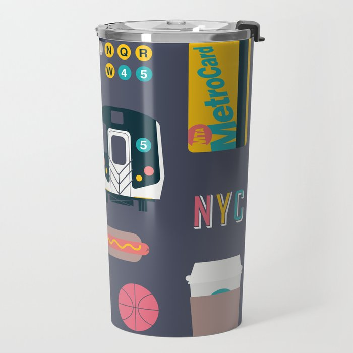 NYC Travel Mug