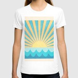 Glowing Sun T-shirt