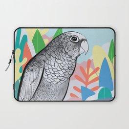 Tropical Conure Parrot Laptop Sleeve