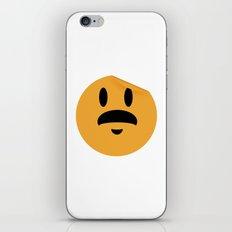 Moustache 10 iPhone & iPod Skin
