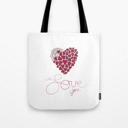 Love You . . . Tote Bag