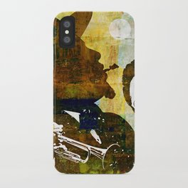 MONK, MILES, & MINGUS iPhone Case