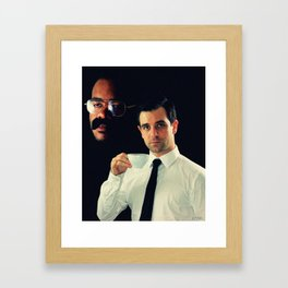 Tea Time with Liam - 1 Year Anniversary Framed Art Print