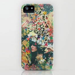 Lost in I'm-So-Indie Space iPhone Case