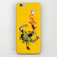 zlatan iPhone & iPod Skins featuring FantaSweden Zlatan Swirl  by Akyanyme
