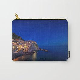 As the night falls over Manarola Carry-All Pouch