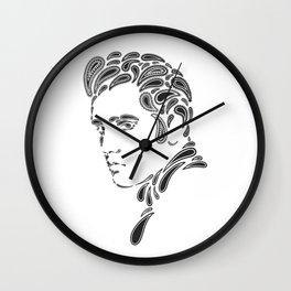 Elvis Paisley Wall Clock