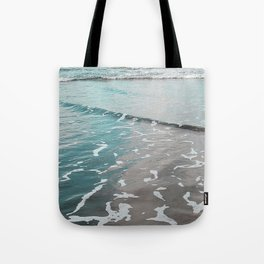 neon ocean Tote Bag